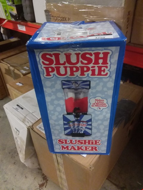 Lot 4750 SLUSH PUPPIE SLUSHIE MAKER