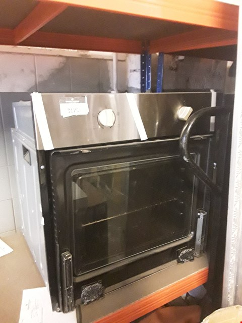 Lot 3175 INTEGRATED OVEN PARTS