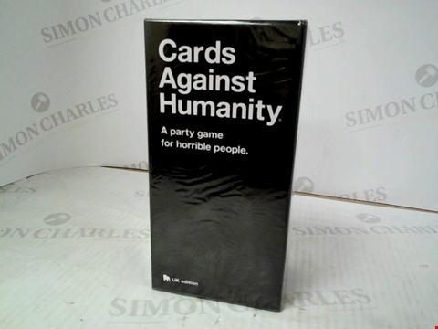 Lot 3102 CARDS AGAINST HUMANITY - UK EDITION