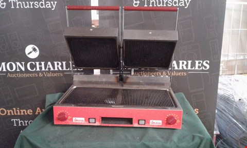 Lot 69 SIRMAN PANINI GRILL COMMERCIAL
