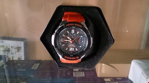 Lot 1495 BOXED CASIO G SHOCK VIATOR ADIO CONTROLLED WATCH MEN RRP £379.00