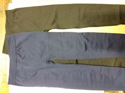 Lot 2611 BOX OF APPROXIMATELY 26 WOMEN'S CLOTHING ITEMS TO INCLUDE FLEECE LINED LEGGINS, VELVET TOUCH SIDE POCKET TUNIC
