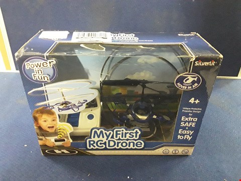 Lot 8700 MY FIRST RC DRONE  RRP £44.99