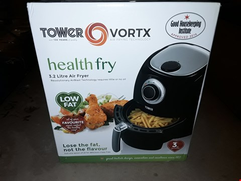 Lot 387 TOWER HEALTH FRY 3.2L AIR FRYER