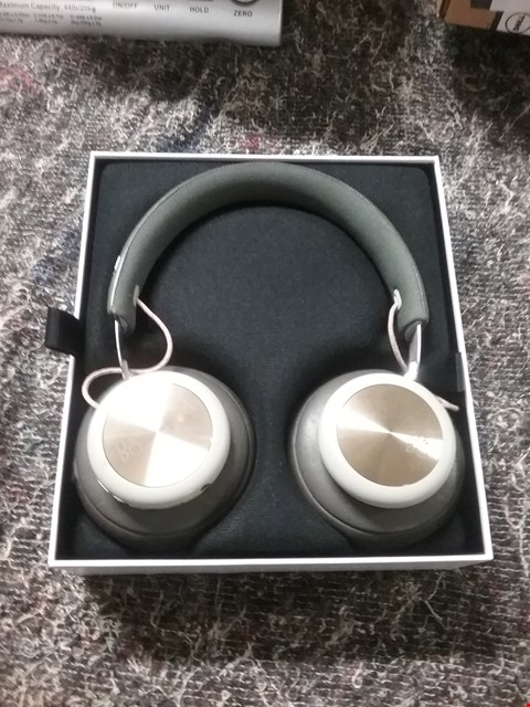Lot 7046 BOEOPLAY H4 BLUETOOTH WIRELESS OVER-EAR HEADPHONES RRP £330