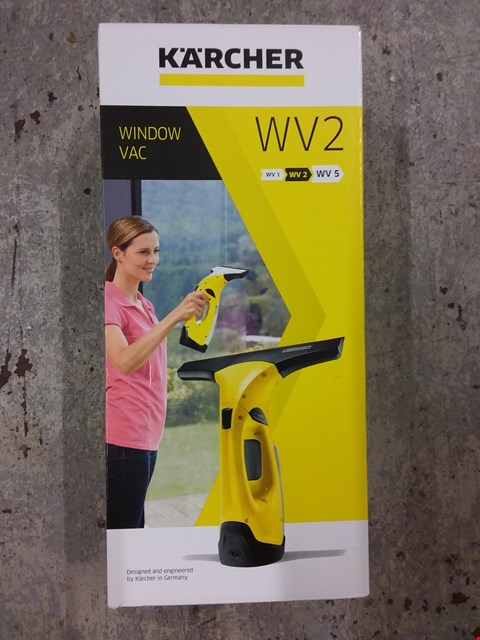 Lot 8363 KARCHER WV2 WINDOW VAC