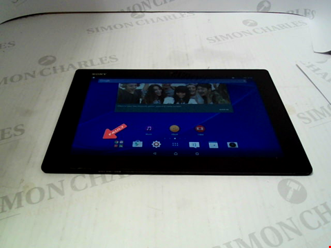 Lot 710 SONY XPERIA TABLET Z1 ANDROID TABLET