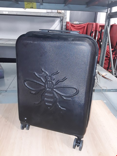 Lot 131 KITKASE MANCHESTER BEE SMALL CABIN FRIENDLY SUITCASE