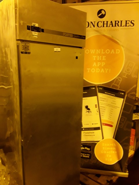 Lot 3076 FOSTER GASTRO-PRO TALL COMMERCIAL FREEZER