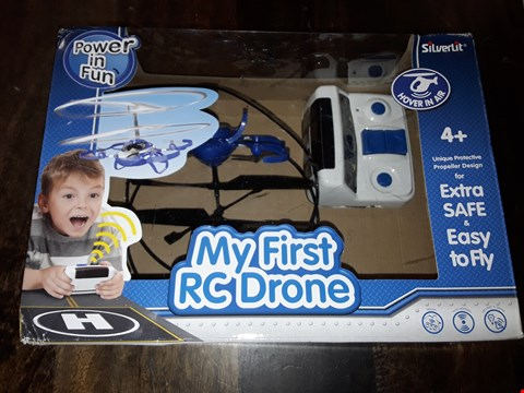 Lot 869 MY FIRST RC DRONE  RRP £44.99