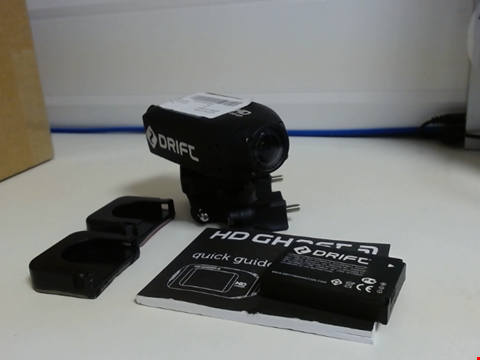 Lot 5018 DRIFT HD GHOST ACTION CAMERA