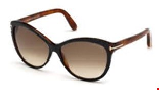 Lot 237 BRAND NEW TOM FORD FEMALE SUNGLASSES FT0325 03F 60 RRP £260