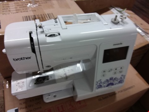 Lot 48 BOXED BROTHER INNOV M230E EMBROIDERY MACHINE