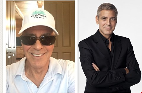 Lot 26 SHADES DONATED BY HOLLYWOOD A-LISTER GEORGE CLOONEY