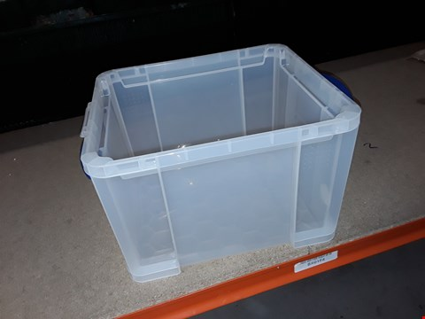 Lot 12393 REALLY USEFUL STORAGE BOXES