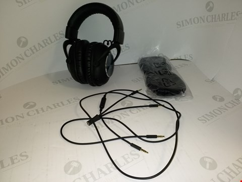 Lot 17538 LOGITECH G PRO X GAMING HEADSET