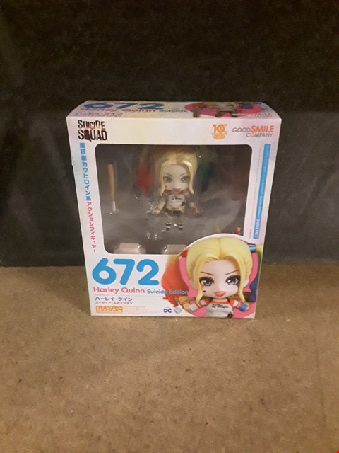 Lot 3012 SUICIDE SQUAD COLLECTABLE FIGURE HARLEY QUINN