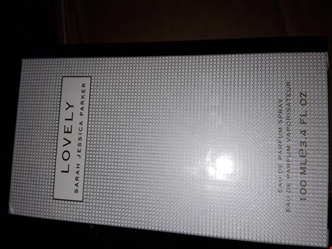 Lot 6531 BOXED BRAND NEW SARAH JESSICA PARKER LOVELY 100ML  RRP £60