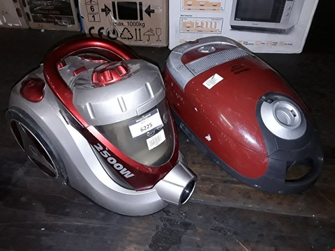 Lot 1003 EP CYCLONE 2500 HIGH SUCTION POWER VACUUM CLEANER, MODEL EPL-25V AND MIELE S5261 VACUUM CLEANER