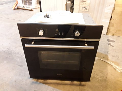 Lot 9082 SWAN INTEGRATED SINGLE OVEN