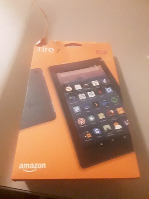 Lot 4090 BOXED AMAZON FIRE 7 TABLET