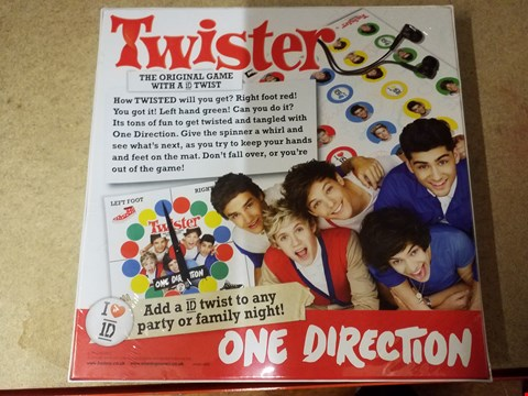 Lot 2023 A ONE DIRECTION TWISTER GAME