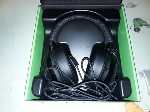 Lot 4328 RAZER KRAKEN 7.1 V2 DIGITAL USB GAMING HEADSET
