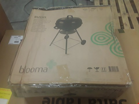 Lot 26 BOXED BLOOMA RUSSEL CHARCOAL BARBECUE