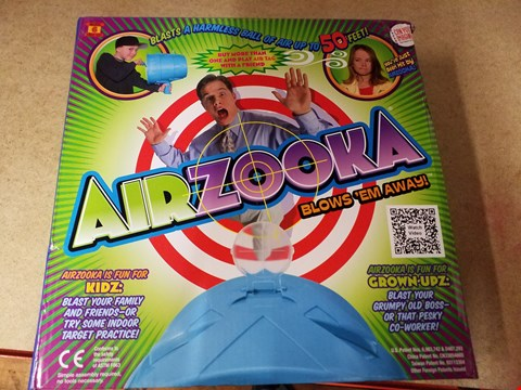 Lot 2020 A BOXED AIRZOOKA