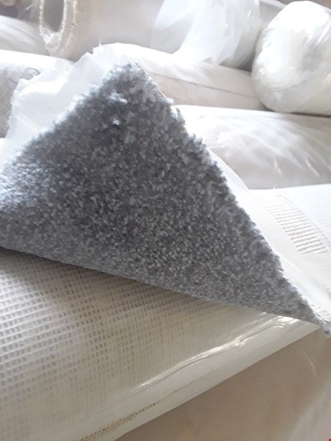 Lot 664 ROLL OF GREY CARPET APPROXIMATELY 4X2.3M
