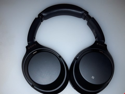 Lot 191 SONY WH-1000XM3 WIRELESS NOISE CANCELLING HEADPHONES