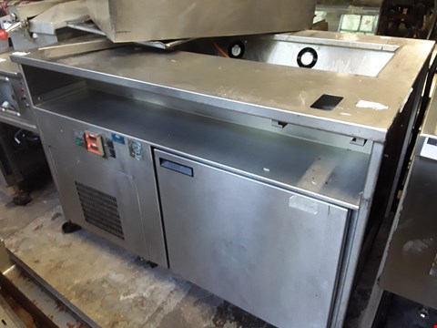 Lot 39 FRANKE STAINLESS STEEL REFRIGERATION UNIT