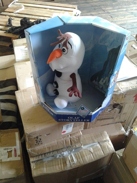 Lot 7462 OLAF STORYTELLER