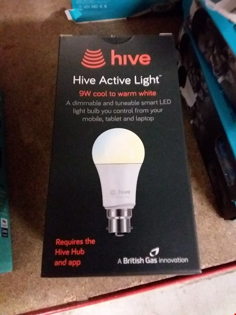 Lot 1265 HIVE 9W ACTIVE LIGHT