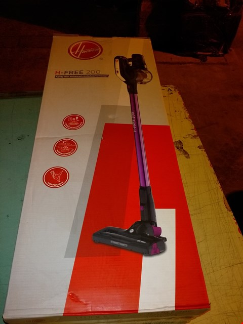 Lot 5469 HOOVER H-FREE 200 PETS 3IN1 CORDLESS STICK VACUUM CLEANER