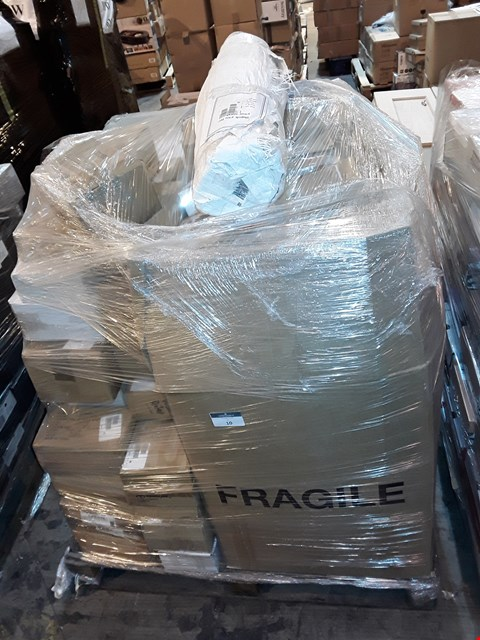 Lot 10 PALLET OF APPROXIMATELY 172 ASSORTED HOUSEHOLD ITEMS, TO INCLUDE: