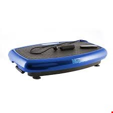 Lot 1111 BOXED VIBRAPOWER SLIM VIBRATION PLATE