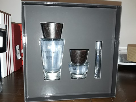 Lot 7017 BOXED BURBERRY TOUCH FOR MEN GIFT SET