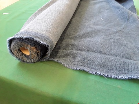 Lot 2068 ROLL OF MARINELLO DENIM FIRE RETARDANT MATERIAL APPROXIMATELY 140cm × SIZE UNSPECIFIED