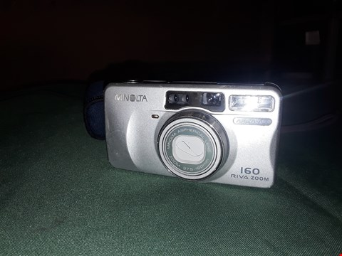 Lot 4039 MINOLTA 160 RIVA ZOOM