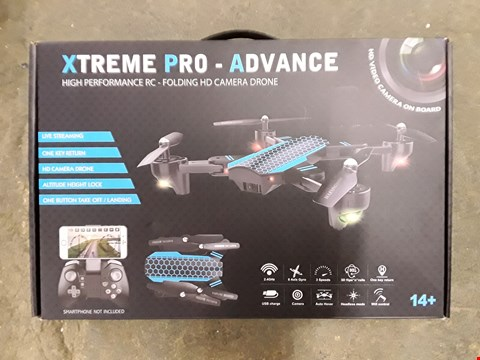 Lot 4001 XTREME PRO ADVANCE FOLDABLE DRONE