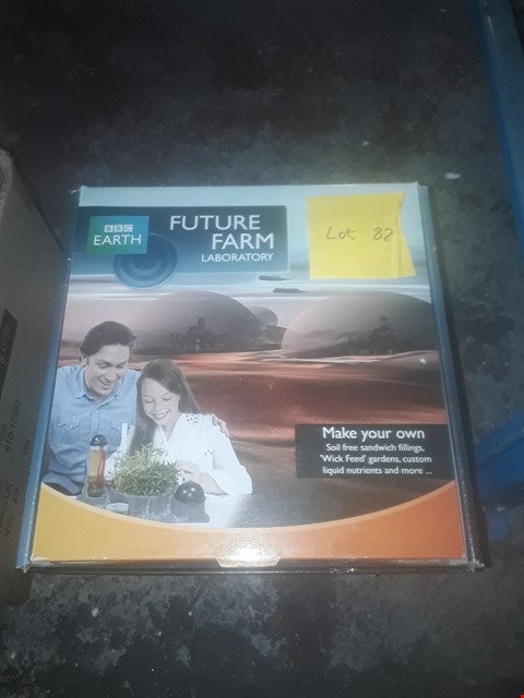 Lot 904 LOT OF 3 BBC EARTH FUTURE FARM LABORATORY KITS  RRP £149.97