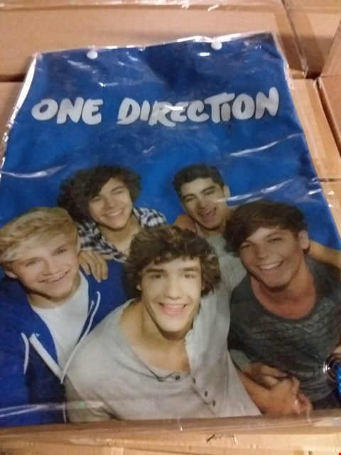 Lot 447 LOT OF 10 (TEN) BOXES OF ONE DIRECTION SWIM BAGS (36 PER BOX)