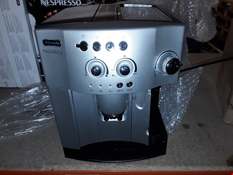 Lot 12656 DELONGHI MAGNIFICA BEAN TO CUP COFFEE MACHINE