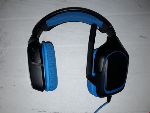 Lot 12258 LOGITECH G430 SURROUND SOUND GAMING HEADSET