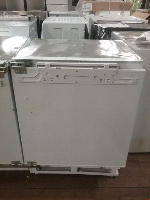 Lot 149 SWAN SRB15410 60CM UNDER COUNTER INTEGRATED FREEZER RRP £250.00