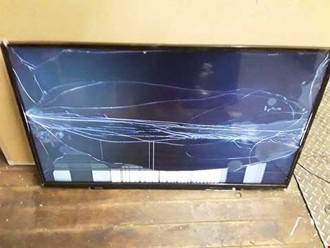 "Lot 9096 TOSHIBA 43"" 43U2963DB LED BACKLIT TV"