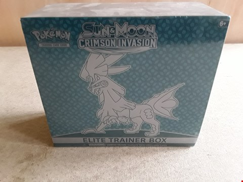 Lot 2 BRAND NEW BOXED POKEMON SUN & MOON CRIMSON INVASION