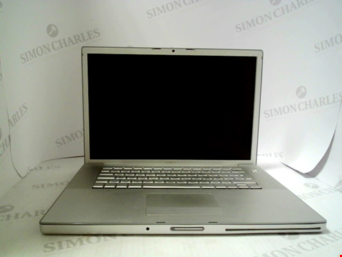 Lot 310 APPLE MACBOOK PRO A1260 LAPTOP