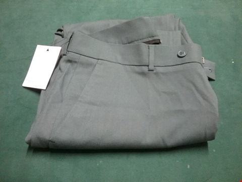 Lot 55 ASOS GREY TROUSERS SIZE W38/L34